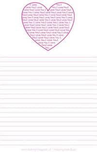 carta da lettera per san valentino foto 2 7 nanopress