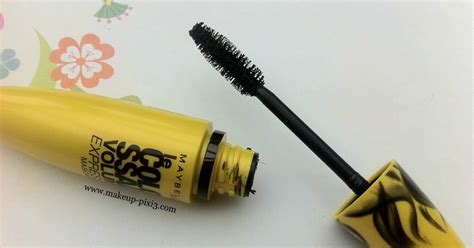 Mascara Maybeline New Series mascara series maybelline colossal makeup pixi3