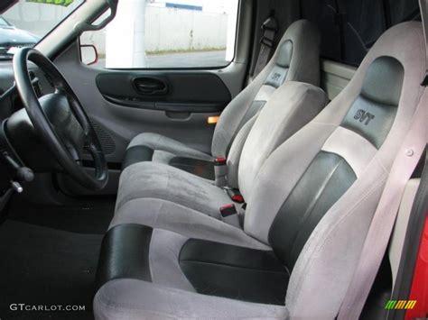 Svt Lightning Interior by 1999 Ford Lightning Interior Autos Weblog