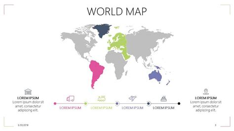 free map template the best free maps powerpoint templates on the web