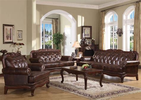 Formal Leather Sofa by Formal Leather Living Room Furniture Furniture Design
