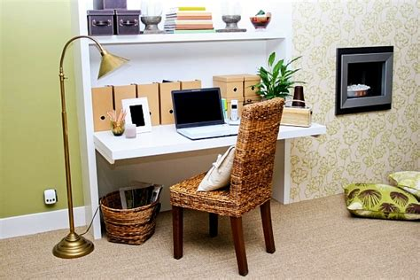 office ideas for small spaces 20 home office design ideas for small spaces