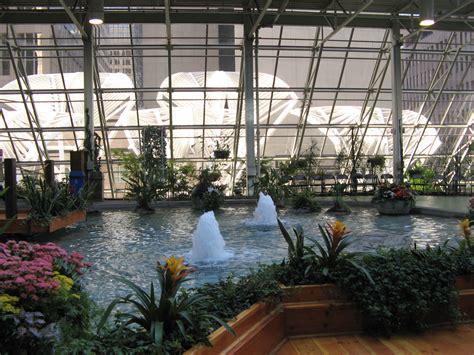 Devonian Gardens Botanic Garden In Calgary Thousand Botanical Gardens Calgary