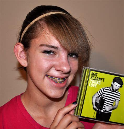 still use cds mat kearney s new album