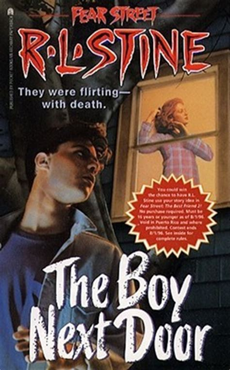 the next door books the boy next door fear 39 by r l stine