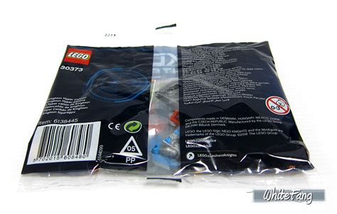 Lego 30373 Nexo Knights Knighton Hyper Cannon Polybag review 30373 knighton hyper cannon lego and