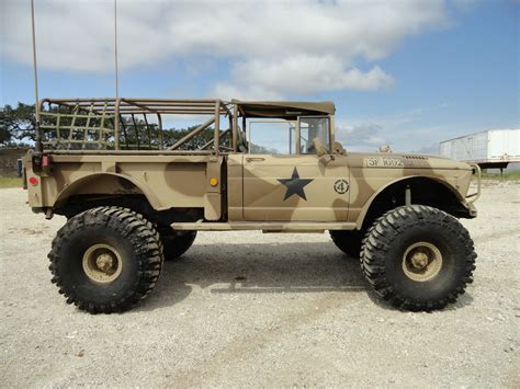 jeep kaiser 1967 jeep jeep kaiser m715 na prodej
