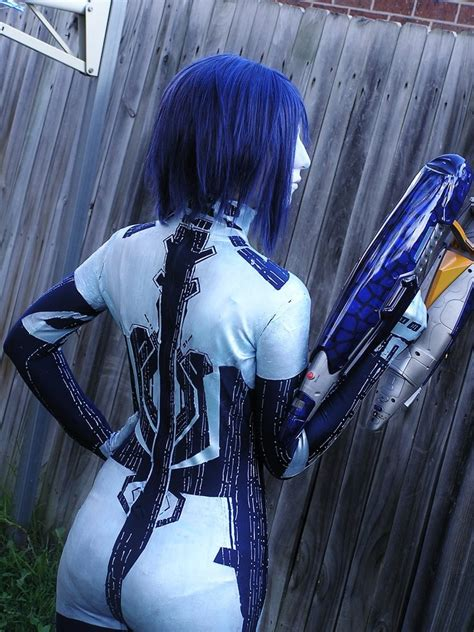 a picture of cortanas hairstyle for the back cortana back by spartanjenzii on deviantart