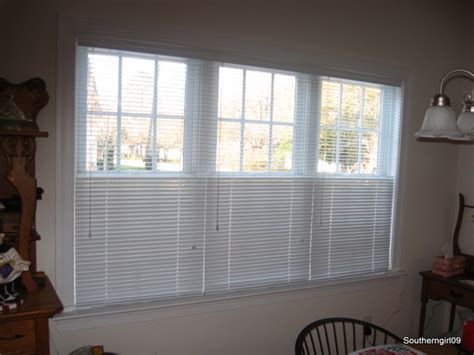 home security advice window blinds with bottom half - Half Window Coverings