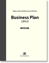 2012 business plan king county