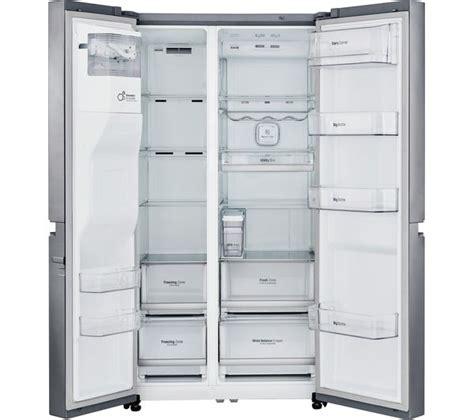 Freezer Lg 8 Rak buy lg gsl961pzbv american style fridge freezer