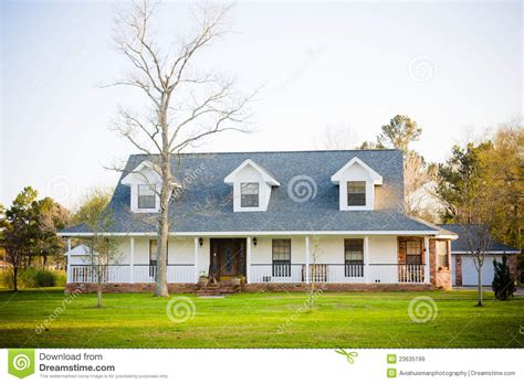 2 story ranch house dormers on a ranch house white two story american ranch