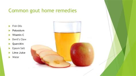 10 gout home remedies for your knowledge