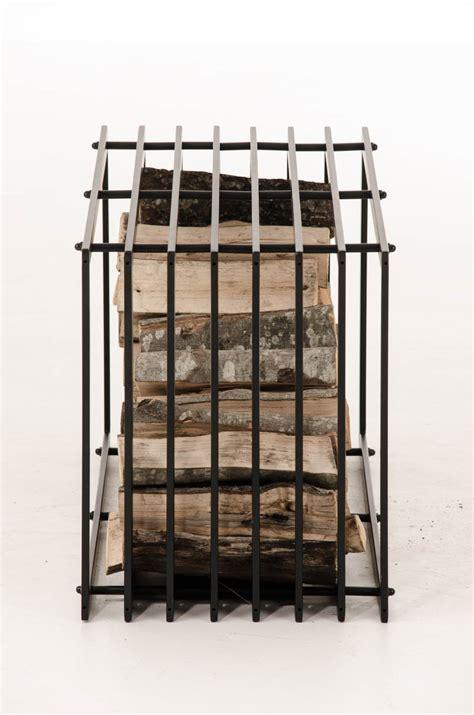 Metal Firewood Rack by Firewood Rack Irving Black Metal Log Basket Stand Holder Firepalce Wood Storage Ebay