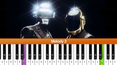 tutorial piano get lucky how to play quot get lucky quot daft punk ft pharrel piano