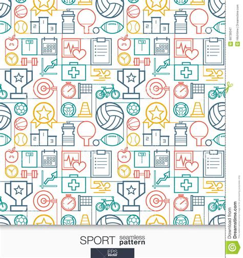 sport pattern background free sport and fitness wallpaper game connected seamless