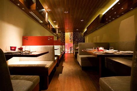 Interior Decorators In Delhi by Delhi Restaurant Interior Design E Architect
