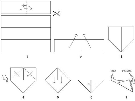golden venture folding triangular units