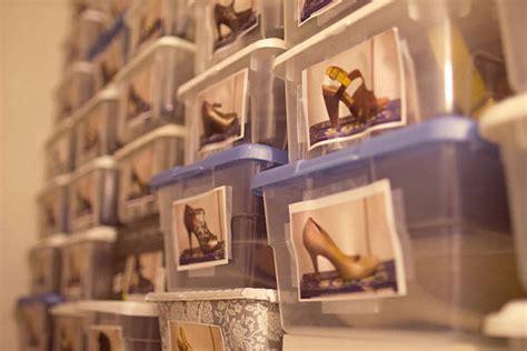 diy shoe storage ideas diy shoe storage in plastic boxes decoist