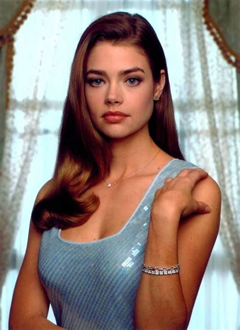 does denise richards have extentions best 25 denise richards young ideas on pinterest denise