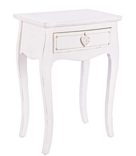 comodini shabby on line comodino legno bianco shabby mobili provenzali