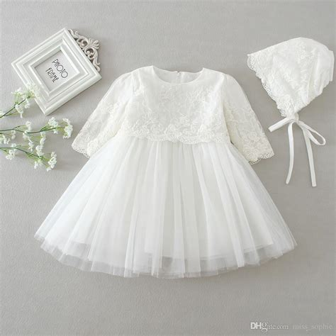 Baby Shower White Dresses by Engaging White Baby Dress