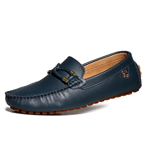summer loafers mens mens leather loafers casual shoes new 2015 summer