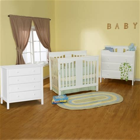 Davinci 3 Piece Nursery Set Annabelle Mini Convertible Davinci Mini Crib Annabelle