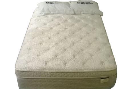 best futon mattress claridge pillowtop a gel infused foam and pocket coil