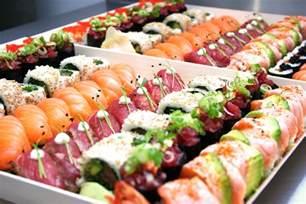 5 popular sushi platter deliveries in