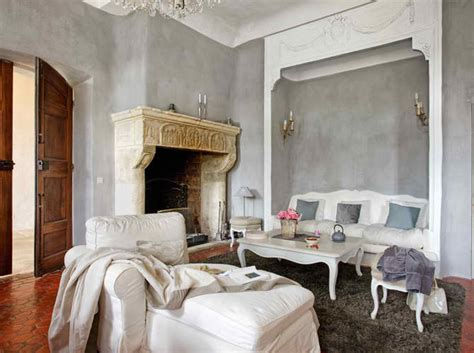 beautiful shabby chic house in provencal decoholic