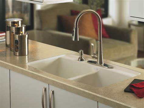 Integrated Sinks For Laminate Countertops by Laminate Kitchen Countertop Hgtv