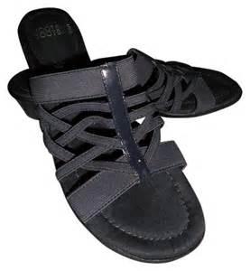 mootsie tootsie shoes mootsies tootsies navy sandals never worn size 7 size 7