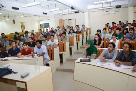 Mba Workshops In Hyderabad by Seminar By Dilip Iiith Institute Of Engineering