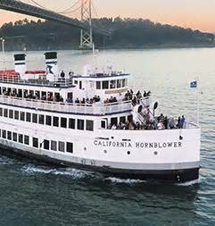 dinner on a boat bay area hornblower dinner cruises on san francisco bay san