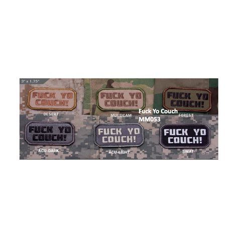 fuck yo couch patch fuck yo couch patch 28 images air force blue camo