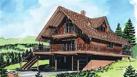 organic house plans alpine house the alpine 1473 3 bedrooms and 1 bath the house designers
