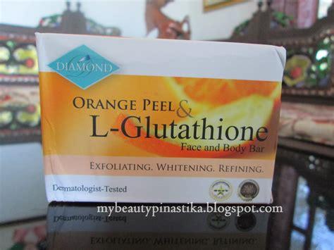 pinastika beauty blog review diamond orange peel