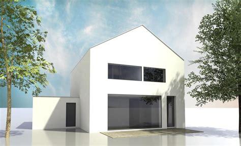 Architektenhaus Satteldach Modern by Moderne Satteldachh 228 User Jamgo Co