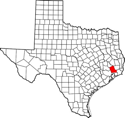 liberty county texas map file map of texas highlighting liberty county svg wikimedia commons
