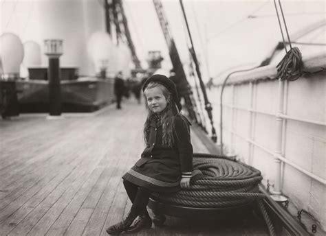 grand duchess anastasia nikolaevna aboard   imperial yacht standart em  possivelmente