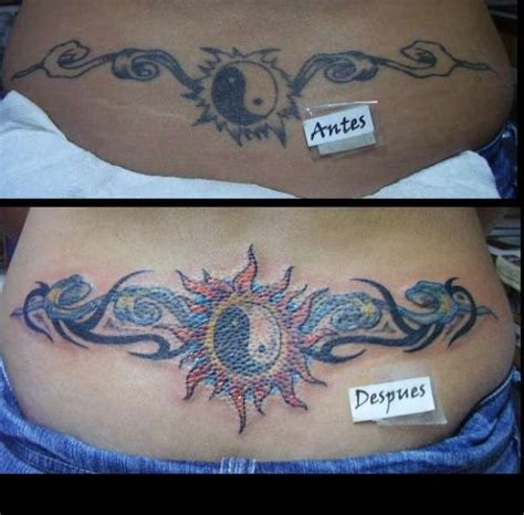 tattoo cover up before after gallery before and after cover up tattoo