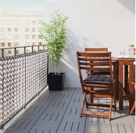 barandilla terraza 191 qu 233 material es mejor para tapar una barandilla de
