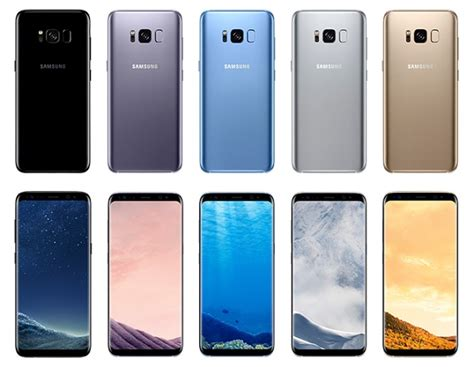 difference between iphone 8 plus and samsung galaxy s8 iphone 8 plus vs galaxy s8