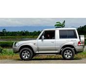 1997 Hyundai Galloper  User Reviews CarGurus