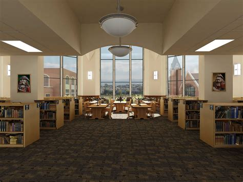 Library Interior by Images Images Easily Communicate School Alerts