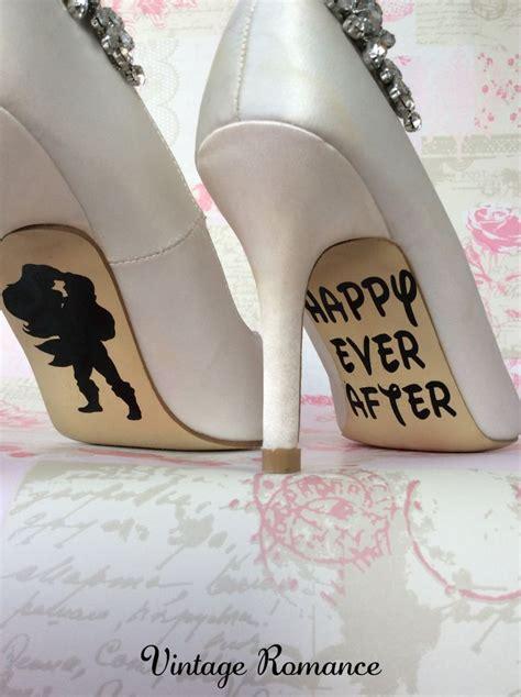 chaussures mariage disney