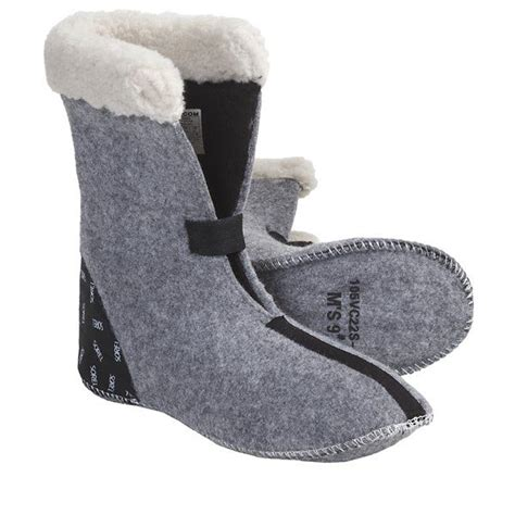 mens boot liners sorel 1964 pac t inner boot liners recycled felt for
