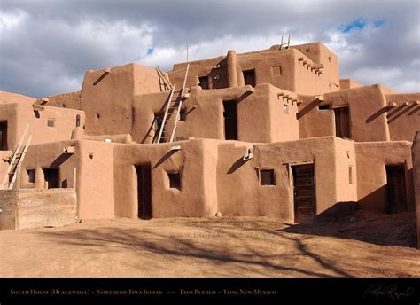 quot taos pueblo quot is a land new mexico it was