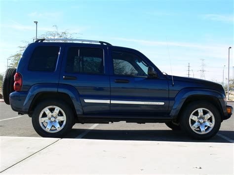 2005 Jeep Liberty Limited 2005 Jeep Liberty Pictures Cargurus